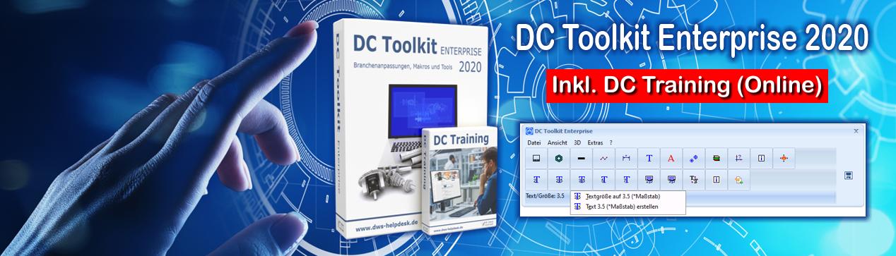 DC Toolkit Enterprise 2020