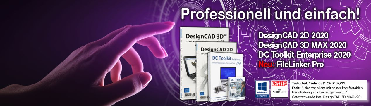 DesignCAD 2020 (V29)